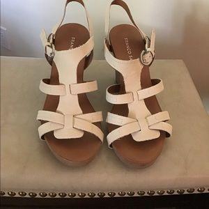 Franco Sarto Sandals so 9.5